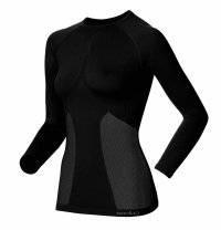 Odlo Women's Evolution Warm Long Sleeve Top