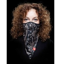 Airhole Rick Women's Face Mask