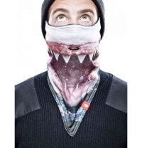 Airhole Shark Face Mask