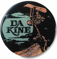 Dakine Evil Shred Circle Mat Stomp Pad