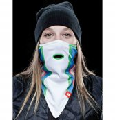Airhole Geo Women's Face Mask