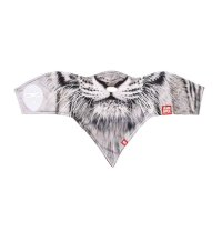 Airhole Snow Tiger Women's Face Mask