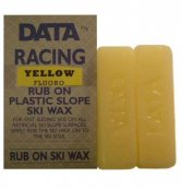 Data Racing Yellow Wax