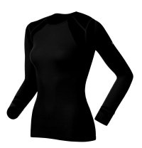 Odlo Women's Originals Warm Long Sleeve Top