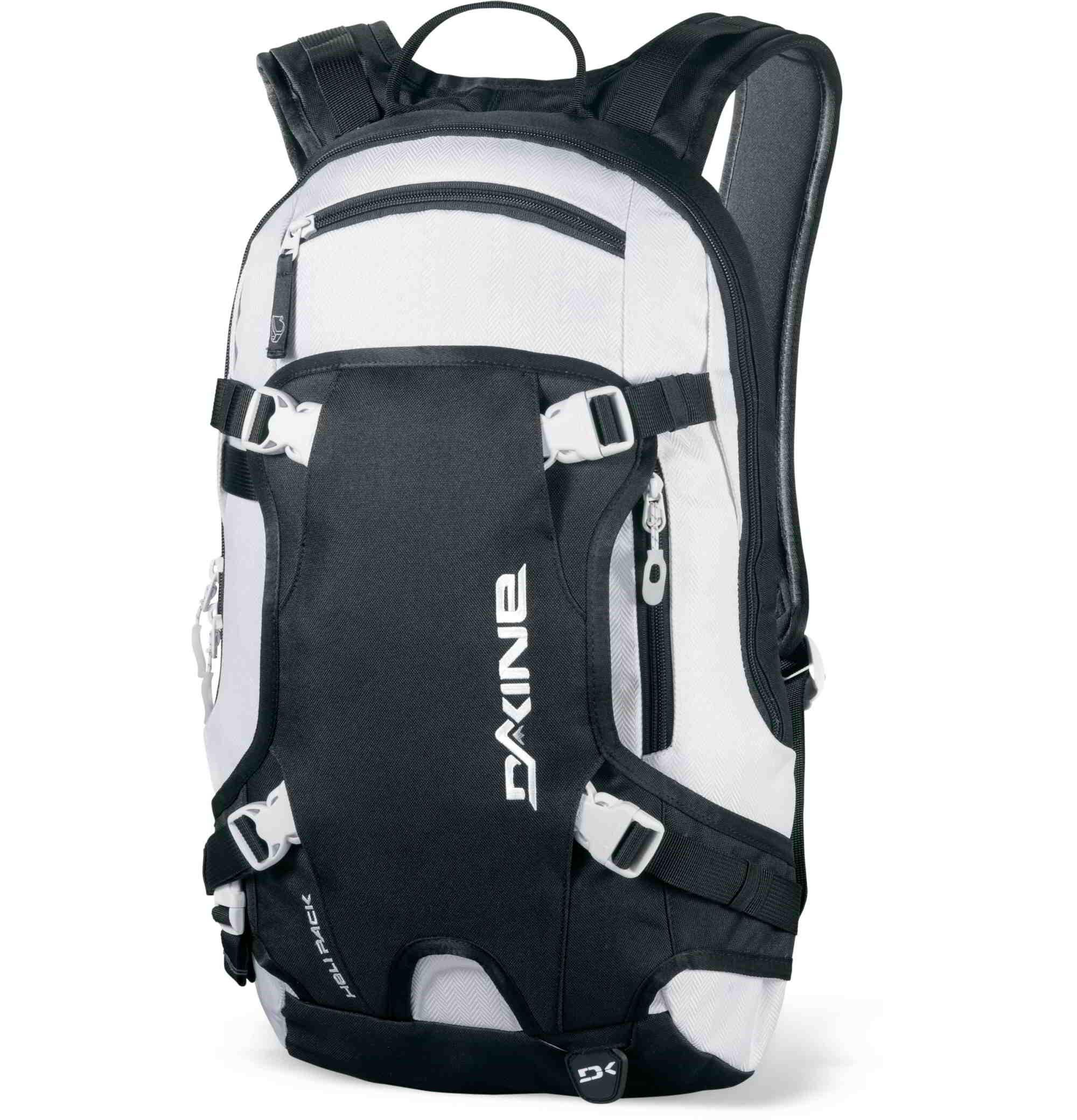 Dakine Heli Pack in Black White