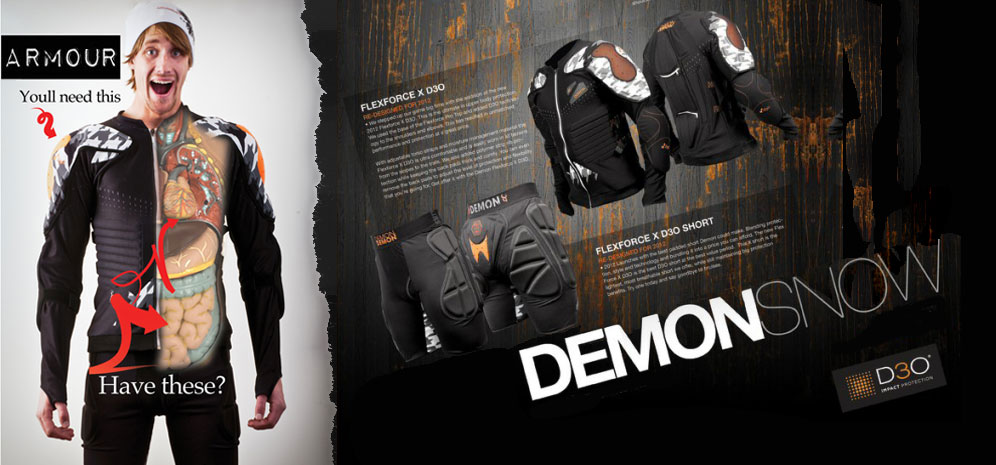 Demon Body Armour