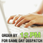 Order By 12pm For Same Day Despatch