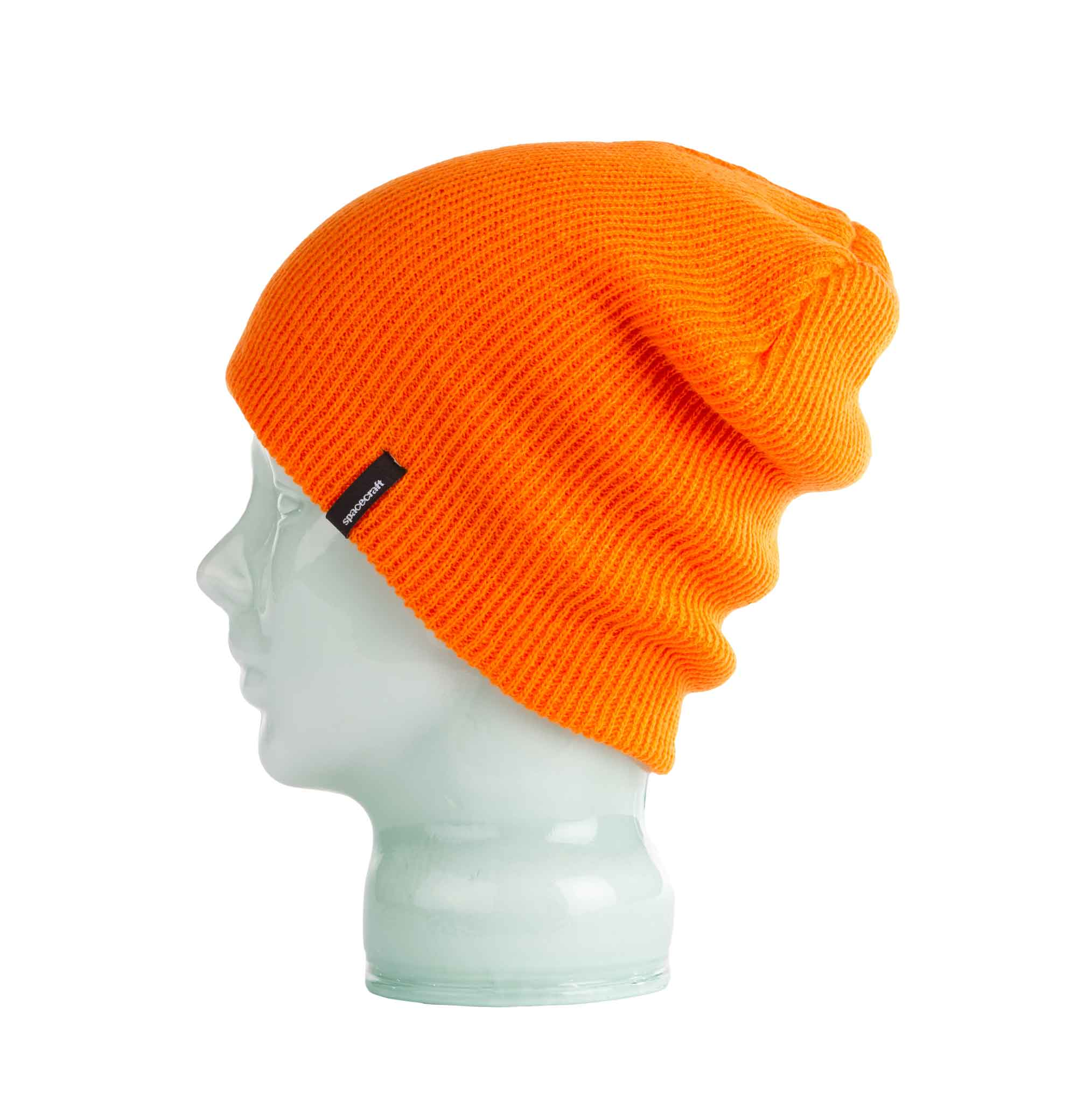Spacecraft Offender Beanie in Orange b187d67e6033