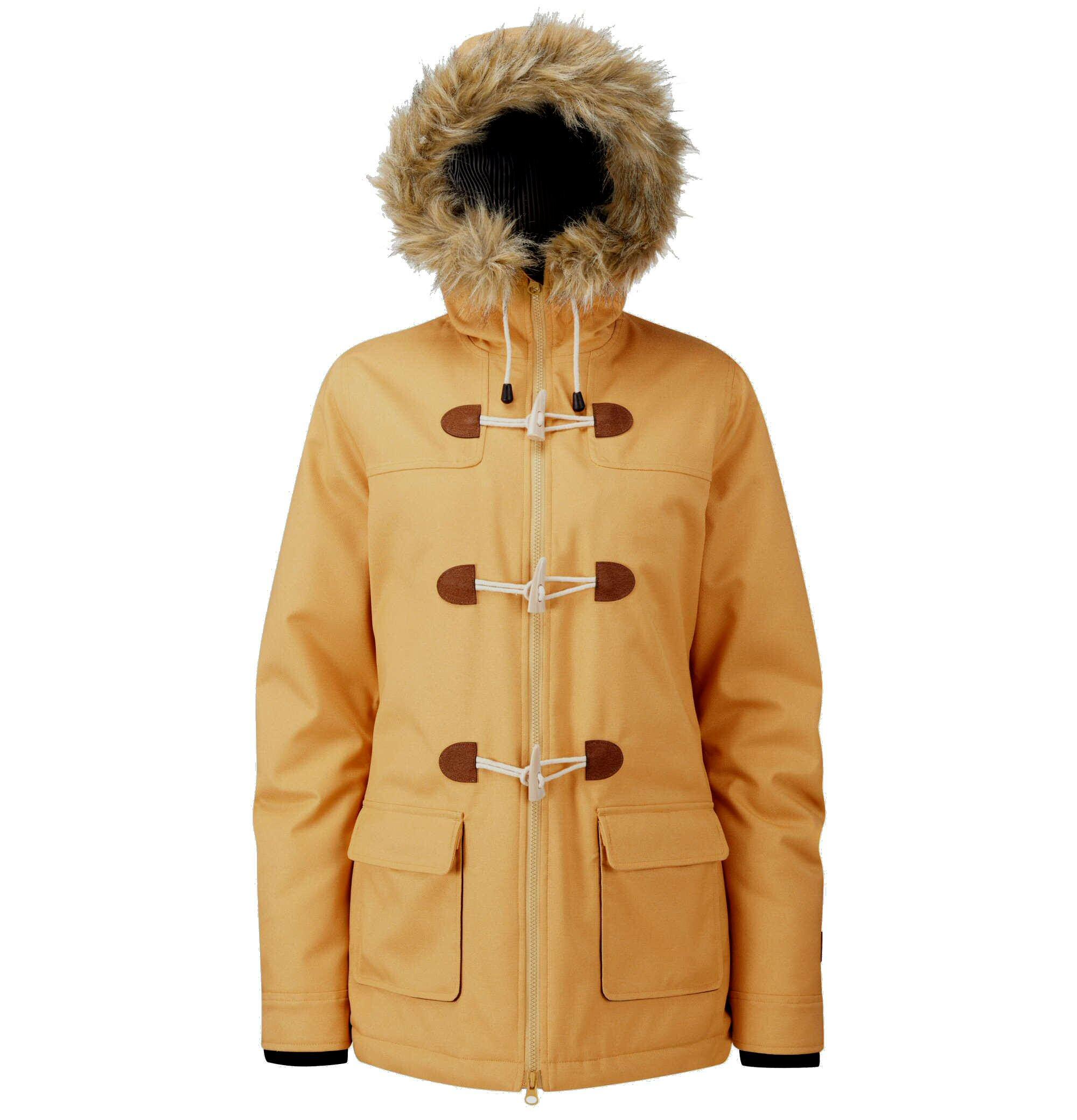 01ce231460 Westbeach Beatty Ski Jacket in Kalahari