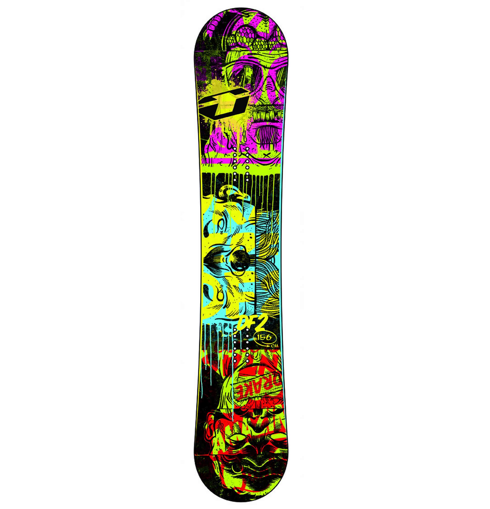 Drake DF2 Snowboard