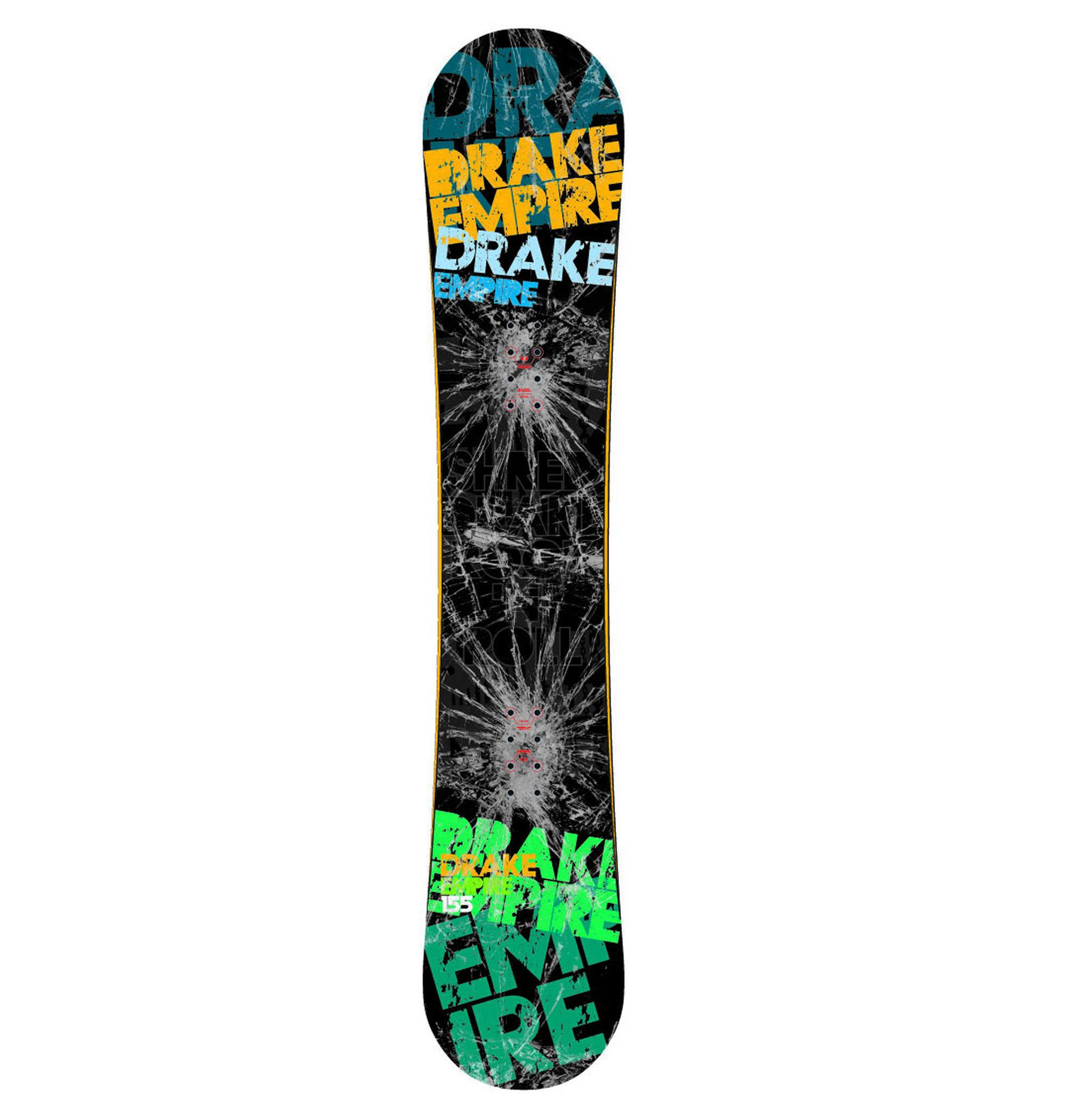 Drake Empire Snowboard