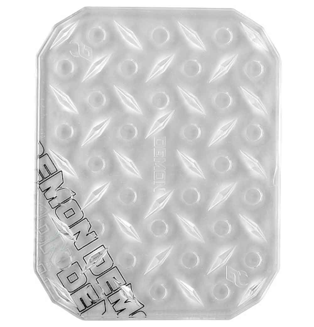 Demon Diamond Plate Stomp Pad In Clear